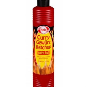 Curry Ketchup Extra Hot
