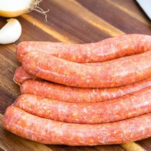 Pork Calabresse