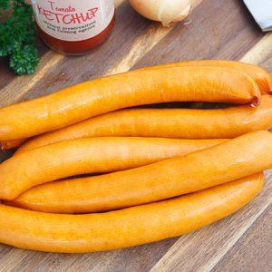 Frankenfurter pre-cooked