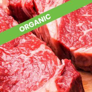 Beef - Organic Prime Steer